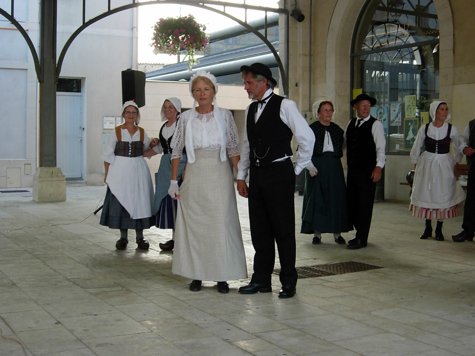 Les Martrêches Tholusiennes Le Thou Fete de la musique Juin  2005